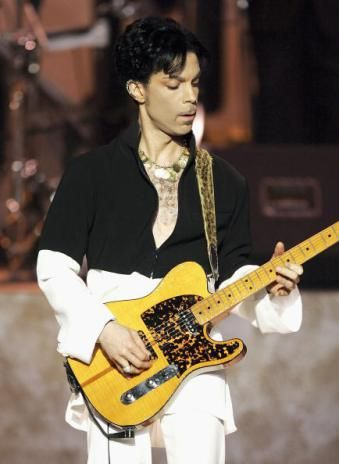 Prince Concert in Los Angeles   in los angeles california photo by kevin winter getty images
