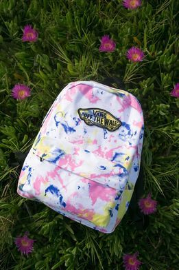 To dye for: The Tie Dye Realm Backpack is perfect for all your summer adventures.