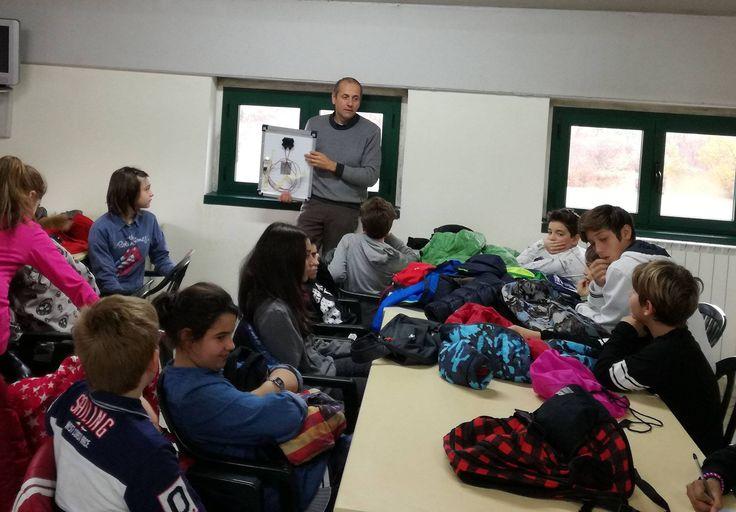 13/12/2016. Scuolartigiana. Lezione su Impianti elettrici con Luca Baglioni