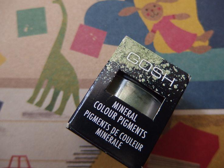 Gosh Cosmetics Review & Photos