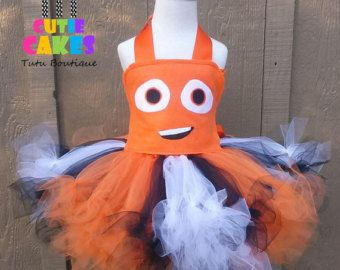 Popular items for nemo costume on Etsy