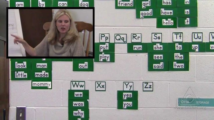 Guess the Word: Developing Phonemic Awareness Using the Word Wall
