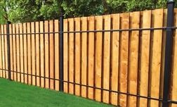 Special Order Tahoe Slipfence System From Home Depot 27
