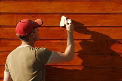 Entérate de cómo hacer el mantenimiento de una casa de madera. #casas #mantenimiento #pinturas #esmaltes #lasures #madera