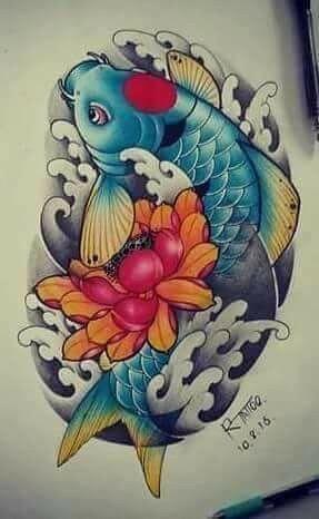 pin by otzi on neo japanese tattoo koi fish tattoo, japanesejapanese tattoo art, japanese tattoo designs, pez koi tattoo, coi fish, tummy