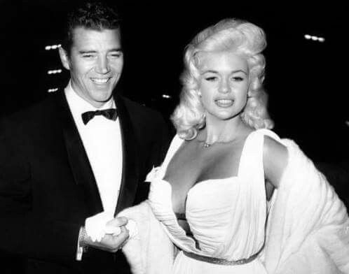 17 best images about jayne mansfield on pinterest for Jayne mansfield and mickey hargitay