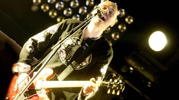 TIL Billy Corgan founder of Smashing Pumpkins owns the professional wrestling league NWA