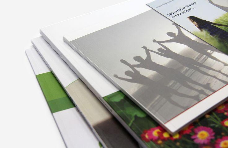 Leverandør af Kataloger og bøger.