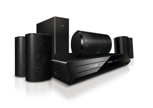 Philips HTS3564/F7 3D Blu-Ray 5.1 Home Theatre System - http://tohandy.com/to-handy/stuff/philips-hts3564f7-3d-blu-ray-5-1-home-theatre-system/