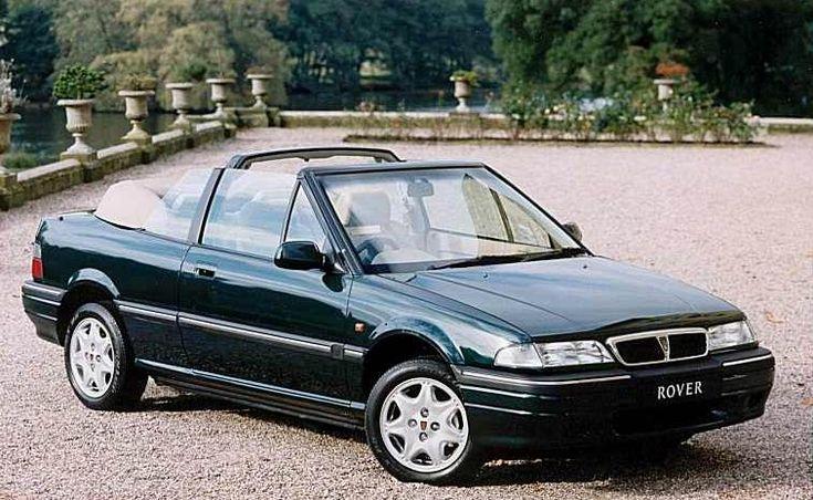 Rover 216i cabriolet