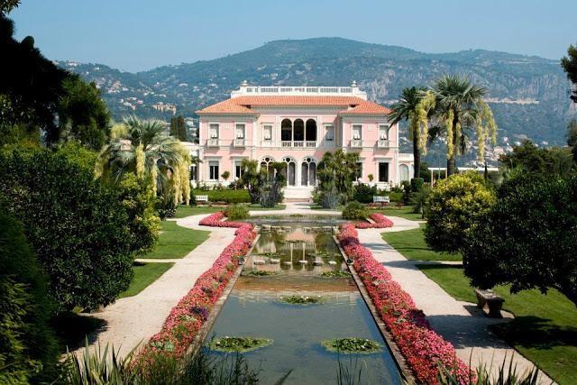 La Villa Rothschild, Cap-Ferrat