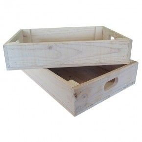 Our wooden trays are great for retail displays or to simply create a modern retro look to your kitchen, bedroom and lounge rooms. Also very functional for café's, restaurants and market traders. Dimensions are L 500mm x W 360mm x H 105mm. But can be customised to suit your needs.  All Products Are Made To Order.