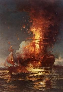 First Barbary War, Tripolitan War, Barbary Pirates