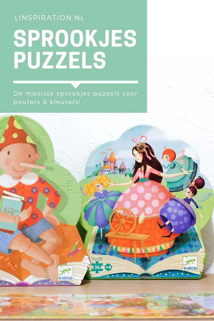 55f0f701c0df59 Sprookjes puzzels voor peuters en kleuters | inspiratie blog ...
