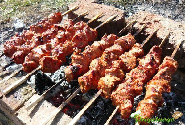 Рецепты из свинины на сковороде