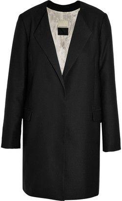 By Malene Birger Lanoa Woven Blazer wore by Crown Princess Victoria of Sweden