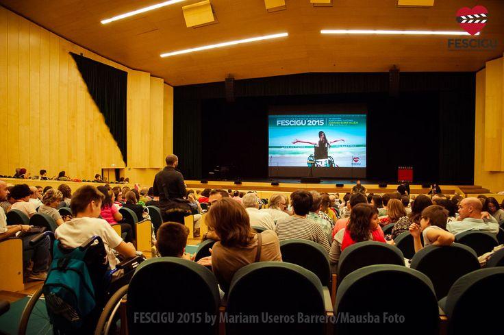 Gala Inaugural del XIII Festival de Cine Solidario de Guadalajara. Fecha: 29/09/2015 Foto: Mariam Useros Barrero/Mausba Foto.