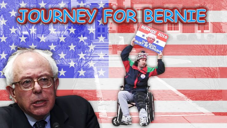 WATCH WHAT HAPPENS WHEN THIS CONSERVATIVE COMEDIAN GOES UNDERCOVER AT A BERNIE SANDERS RALLY---THIS IS FUNNY, MADDENING AND SAD ALL AT ONCE......