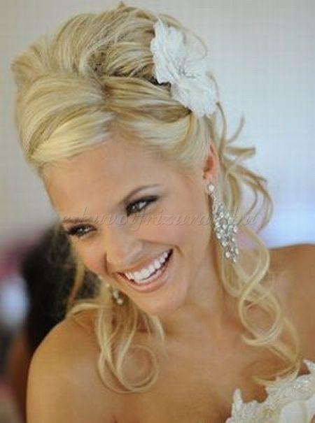 menyasszonyi frizura diadémmal - Google keresés
