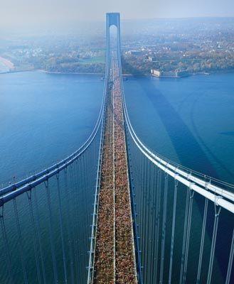 run on the bridge