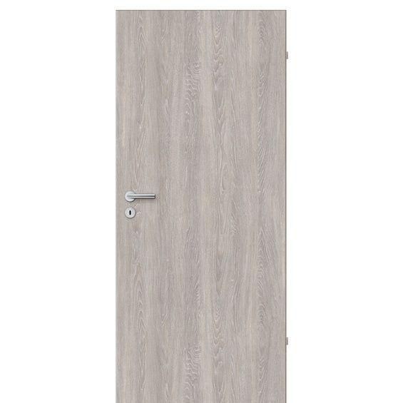 Zimmertür CPL Eiche Basalt 86 cm x 198,5 cm DIN Rechts im OBI Online-Shop Tür 74,99€ Zarge 82,99€