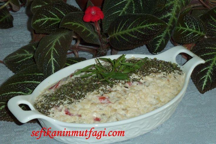 Patlıcan Yoğurtlaması http://sefikaninmutfagi.com/patlican-yogurtlamasi/