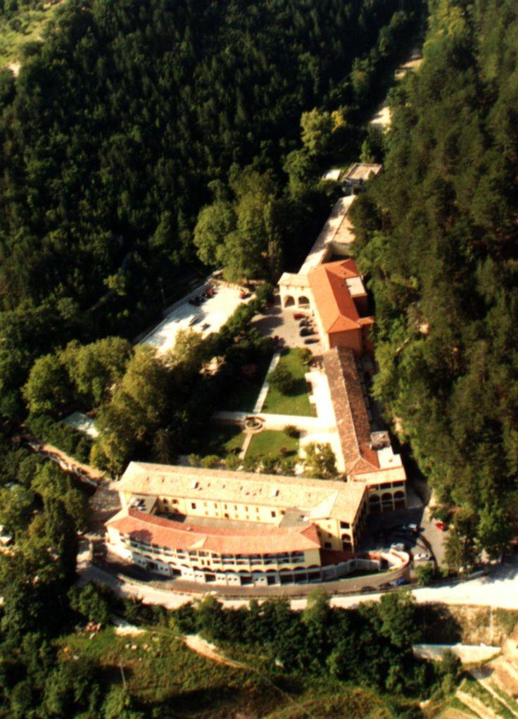 Loc.Stravignano Bagni, Nocera Umbra nel Perugia, Umbria
