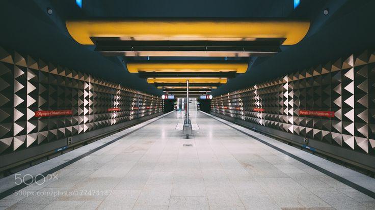 Olympia-Einkaufszentrum by Ciprian91