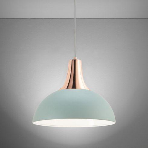 Stilvolle Hängeleuchte aus Metall - für eine wohnliche Beleuchtung Fida Mömax 45,-
