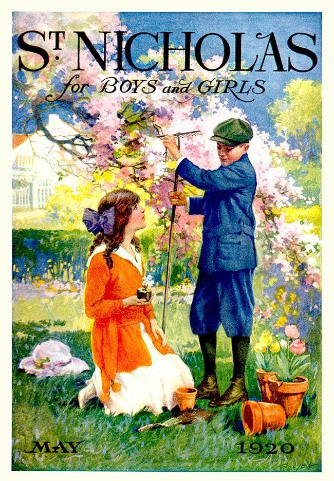 St. Nicholas Magazine, May 1920