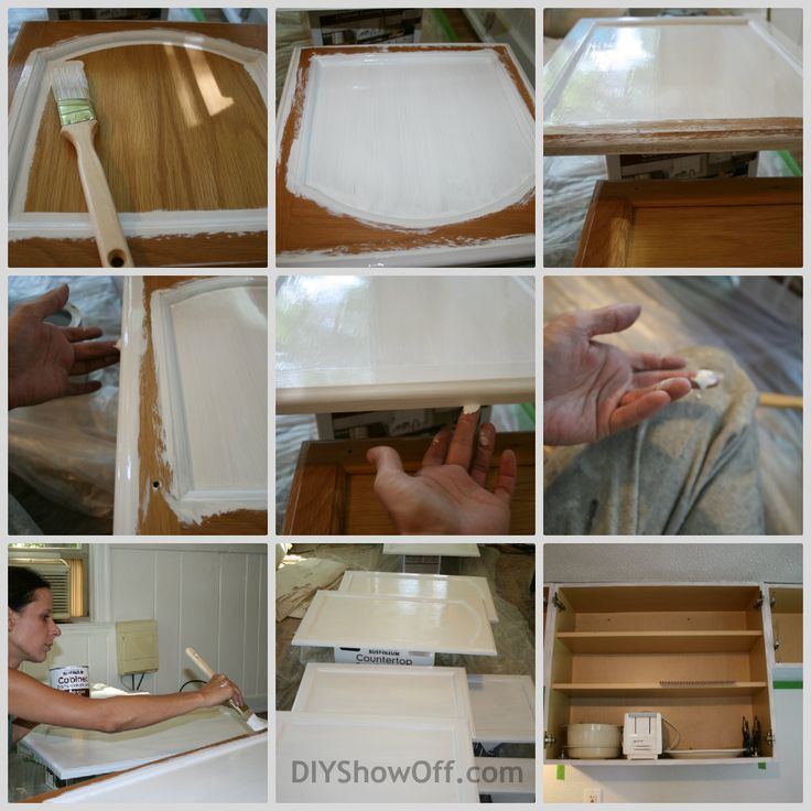 Rustoleum Countertop Paint How Long Between Coats : DIY Show Off Coats, Painting cabinets and Rustoleum cabinet ...