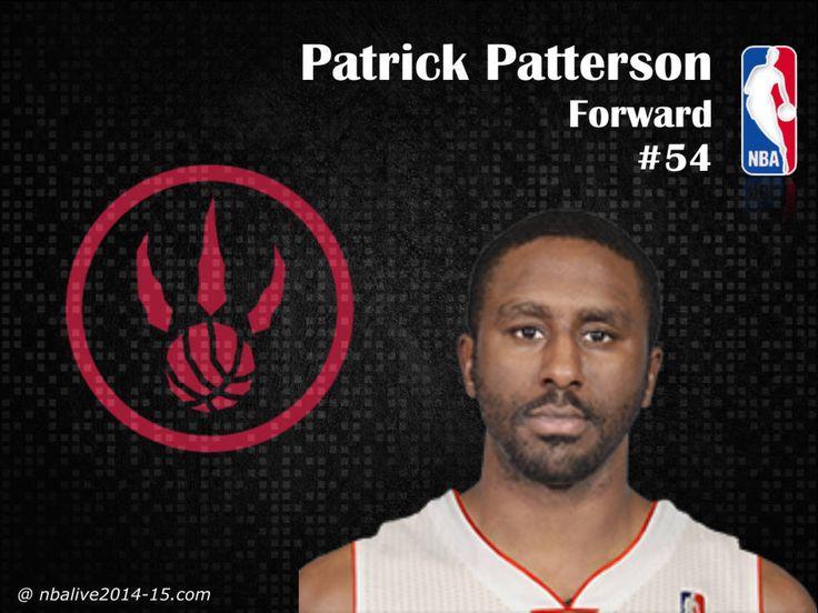 Patrick Patterson - Toronto Raptors - 2014-15 Player