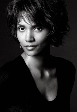 Halle Berry, by Greg Gorman