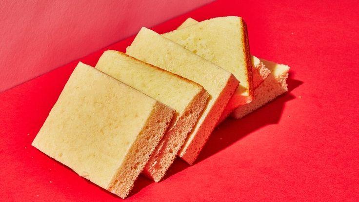 Sponge Cake Recipe   Bon Appetit Recipe
