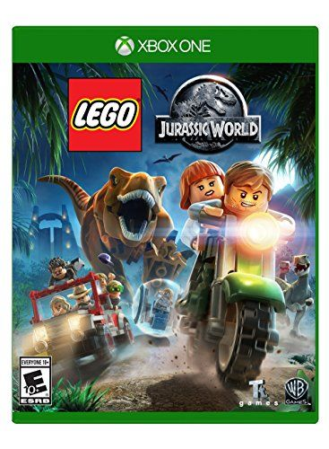 LEGO Jurassic World - Xbox One Standard Edition Warner Home Video - Games http://www.amazon.com/dp/B00SXEONTY/ref=cm_sw_r_pi_dp_tOrhwb1SBVYZ8
