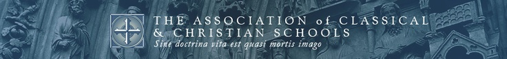 GCA is a member of Association of Classical & Christian Schools