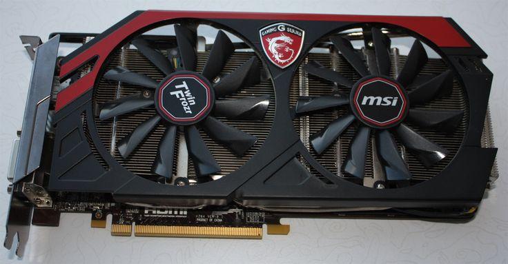 Placa video 2G Geforce GTX 760 second hand #componentesecondhand #componentesh