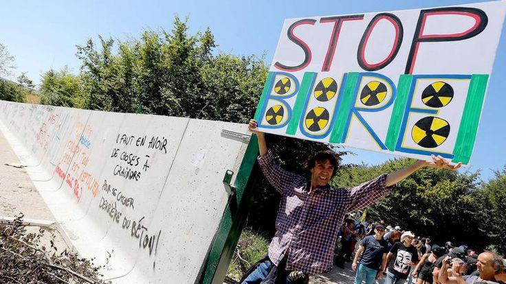 Déchets nucléaires à Bure : l'opération coup de poing des militants