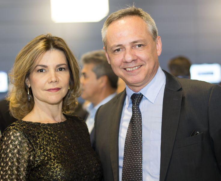 Giovani Medina e Rossiana Oliveira