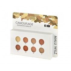 Malu Wilz Camouflage paletta