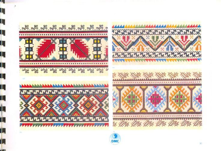Gallery.ru / Фото #12 - Болгарская вышивка Bulgarian embroideries DMC library - welmur