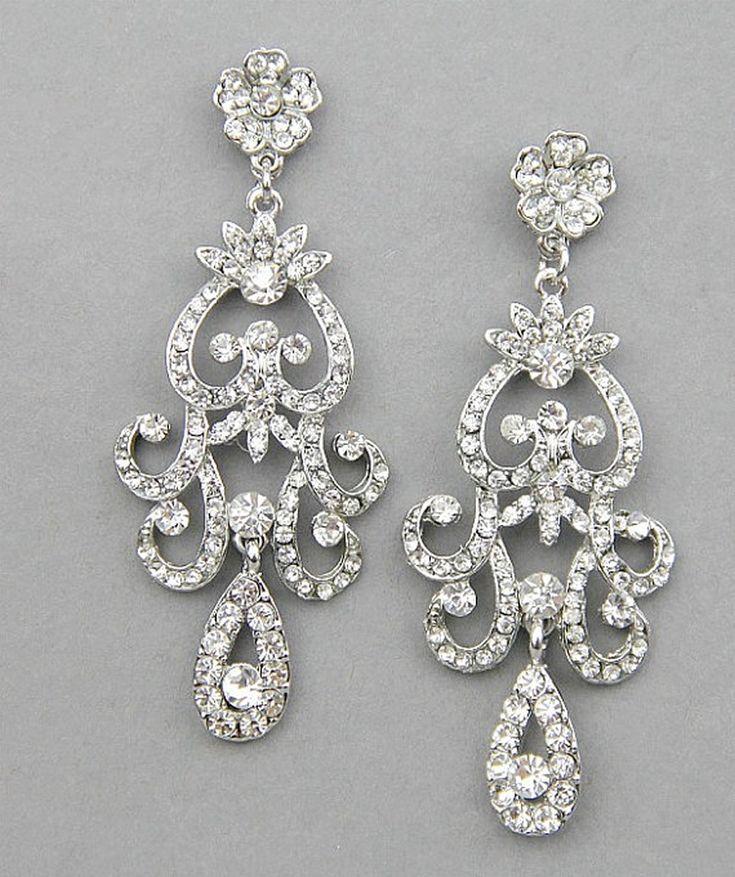 Best 25+ Earrings for wedding ideas on Pinterest | Lacy wedding ...
