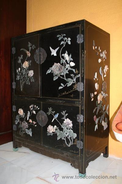 16 best muebles de estilo oriental images on pinterest for Muebles asia