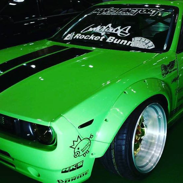 Robket Bunny Nissan Silvia  #rocketbunny #nissan #silvia #s13 #s15 #s14 #kamiwazajapan #jdm #illest #fatlace
