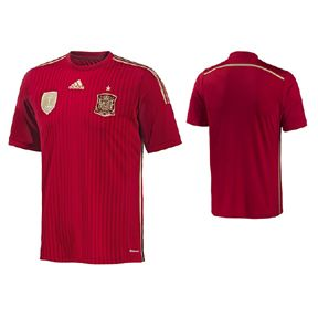 f9932eca3 ... brazil cup england homeaway soccer adidas spain world cup 2014 soccer  jersey (home)
