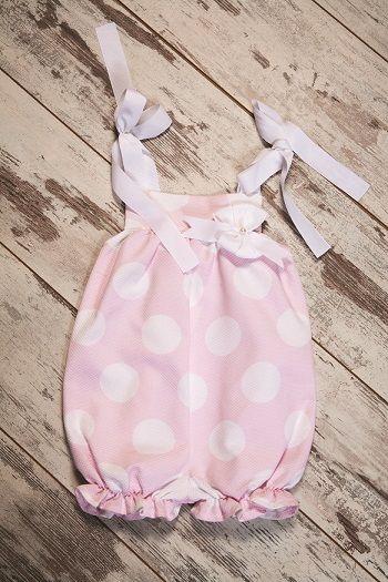 Dots, Pink, Ribbons <3 #babygirl #kidsclothes #girlfashion