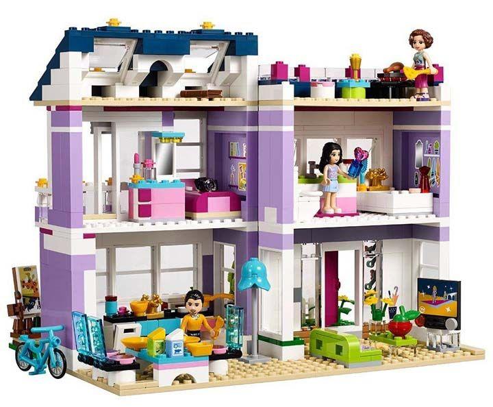 Rumah Lego friends