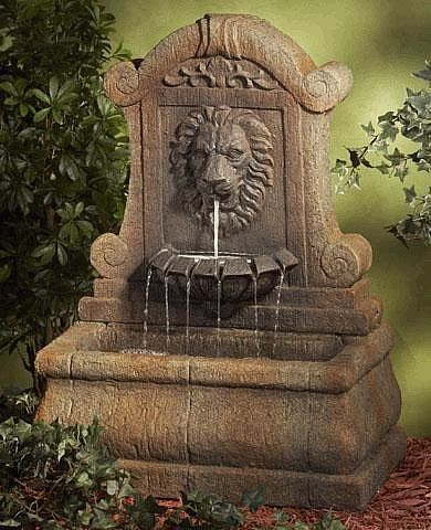 Courtyard Fountains   Highlighting A Royal Look, Our