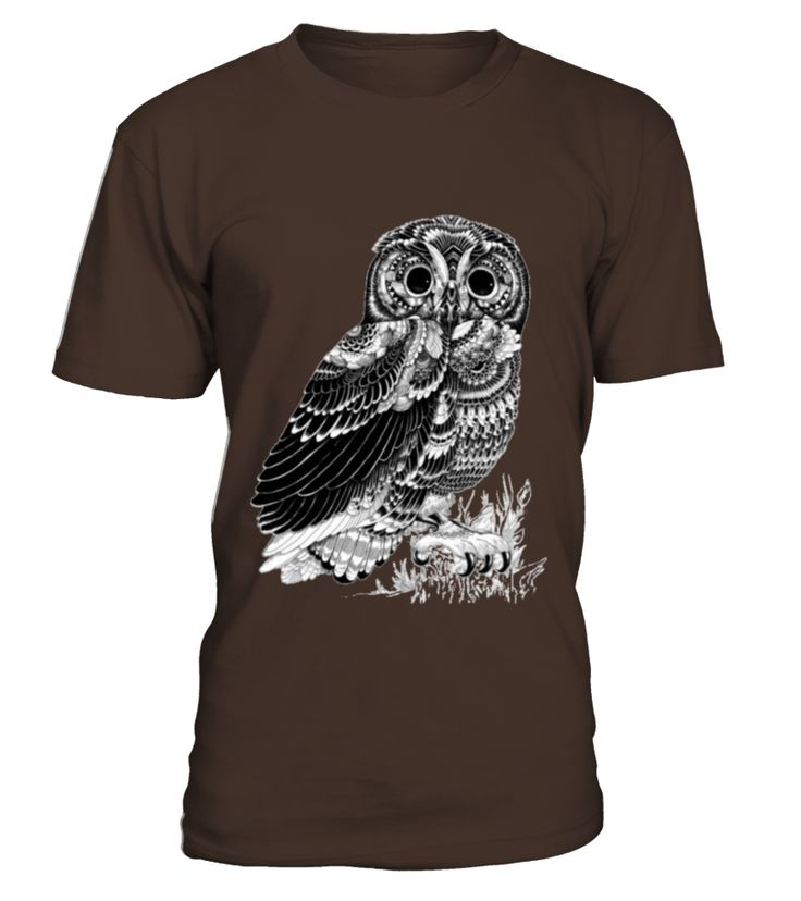 Artsy Owl T Shirts