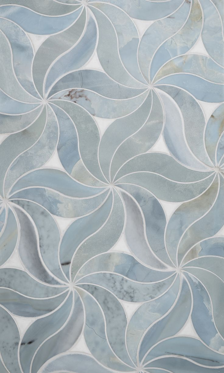 Rio Petite Water Jet Mosaic by Mosaïque Surface